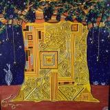 Le Baobab de Klimt Détail 2