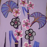 Bambous fleuris